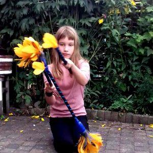 Handmade Flowersticks